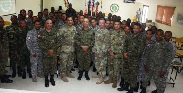 The Dominican Republic Professionalizes its Non-Commissioned Officer Corps