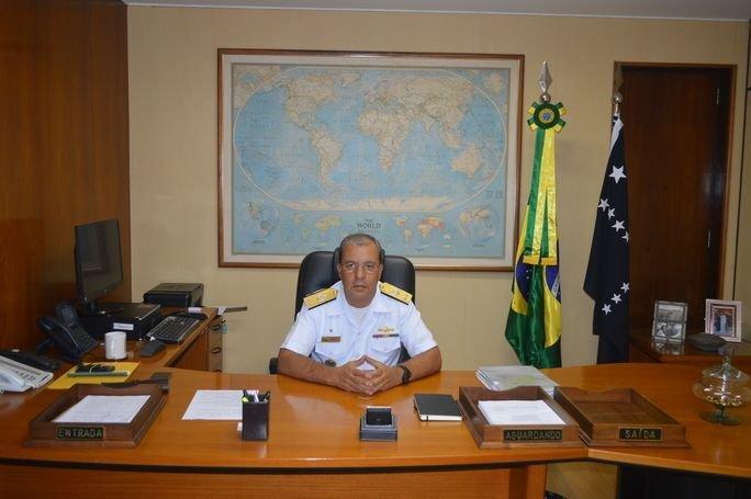 Warship Procurement a Priority in Brazilian Navy Programs