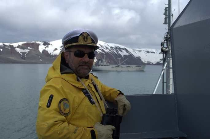 Antarctica, An Example of International Brotherhood