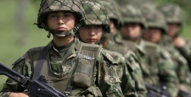 More Women in Colombia's Public Security Forces