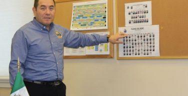 General mexicano dirige la forma de láderes en el Colegio Interamericano de Defensa