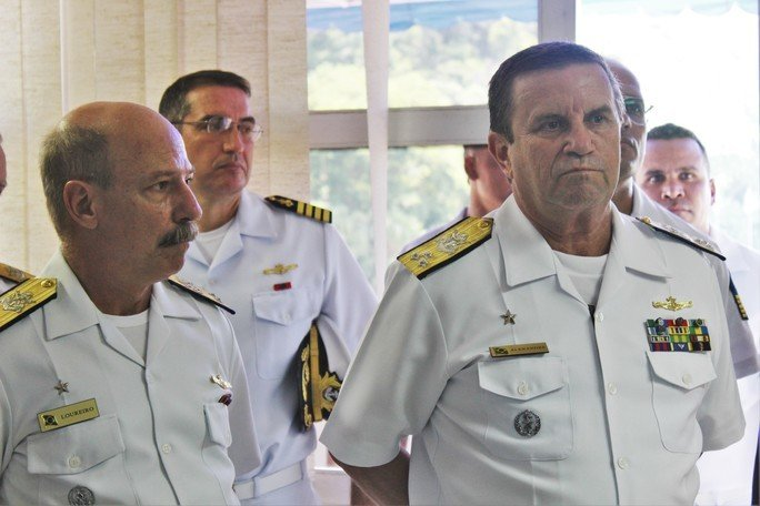 The Brazilian Marine Corps' Fleet Marines: a Completely Professional Force