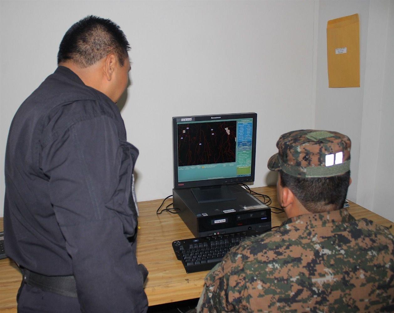 Computerized Simulators of Salvadoran Armed Forces Improve Rescue Operations