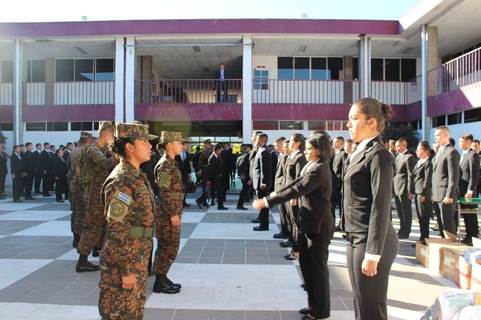 Salvadoran Armed Force Promotes Inclusion of Women in its Ranks