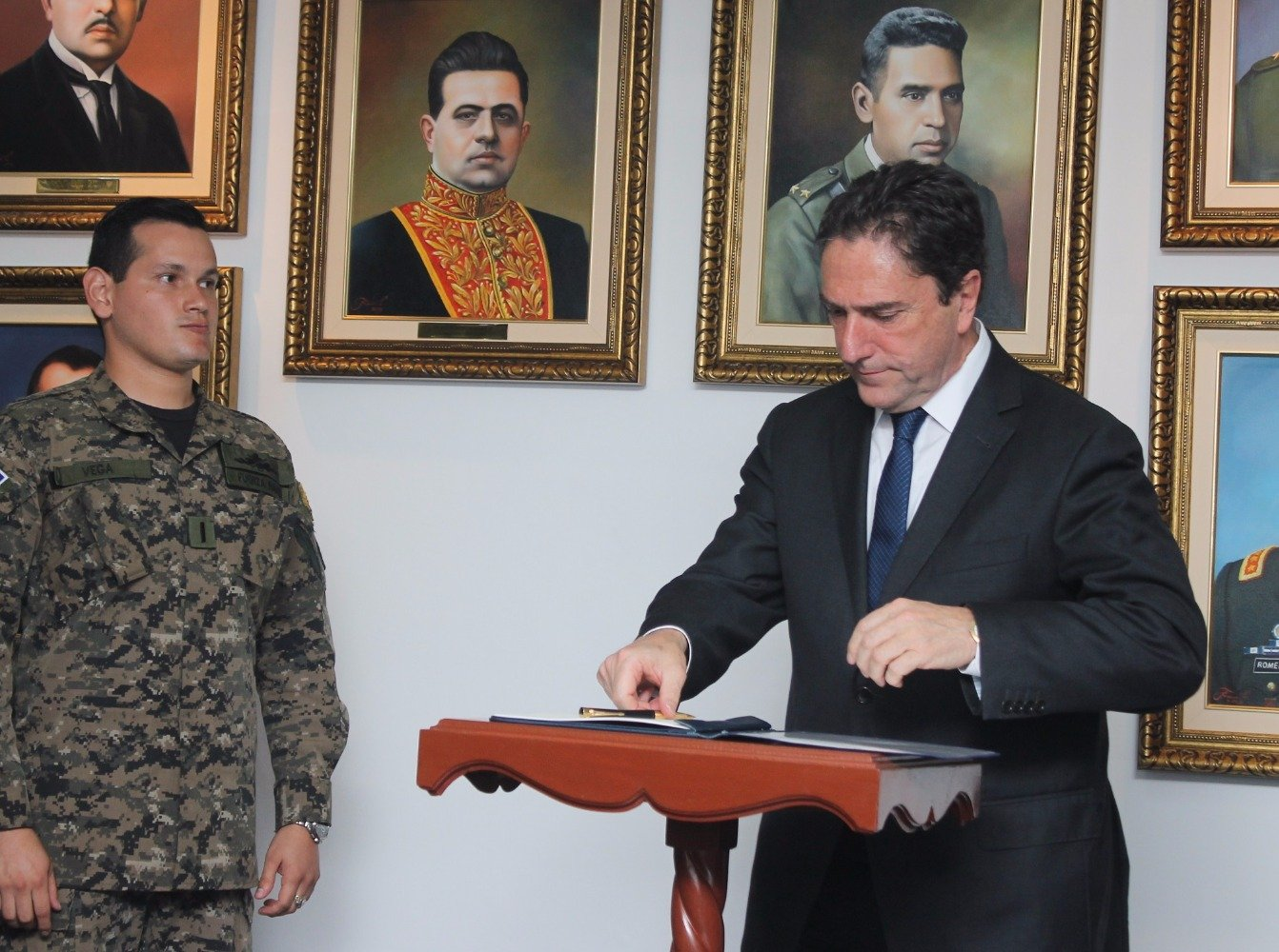 El Salvador and Chile Sign Academic Cooperation Accord