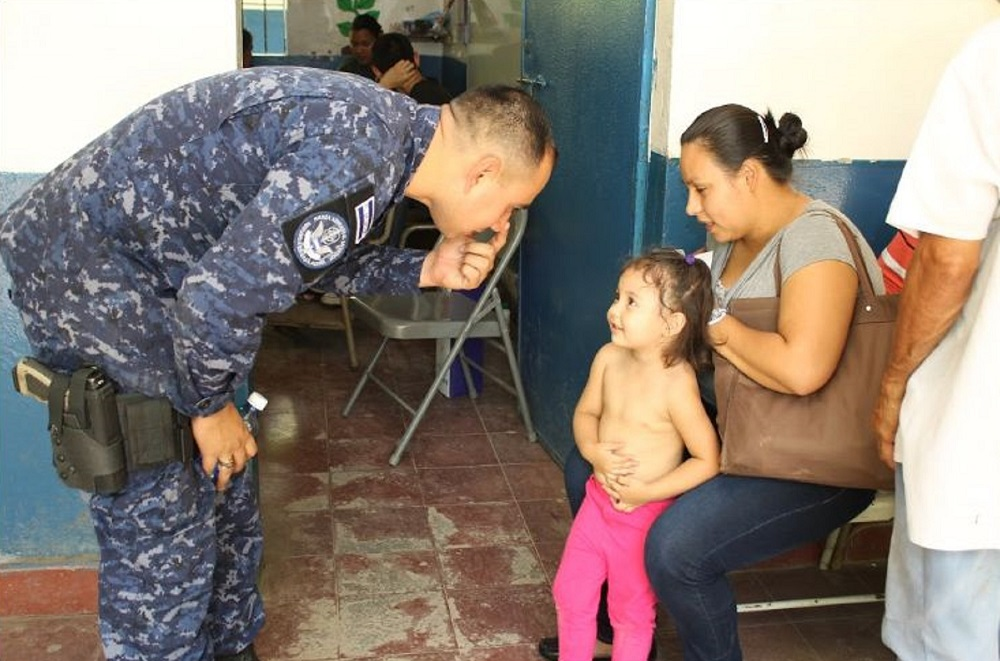 SOUTHCOM Helps Rural Salvadoran Communities