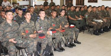 El Salvador Takes First Place in International Humanitarian Law Competition