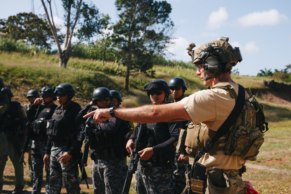 Training Boosts U.S. Response Capabilities in the Americas
