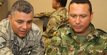 SOCSOUTH Enhance Command, Control Interoperability During Panamax 16