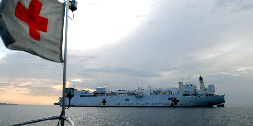 Hospital Ship to Depart Norfolk for Enduring Promise Mission in Latin America