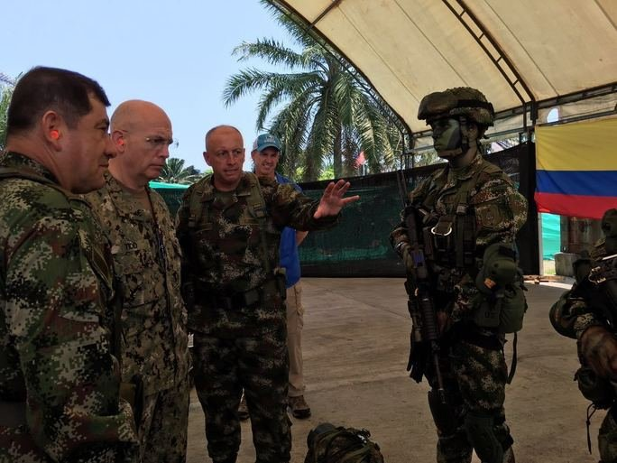 SOUTHCOM Chief Stresses Innovation, Cooperation in Countering Threats