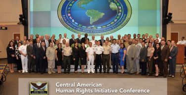 Central American Armed Forces Join Together to Protect Human Rights