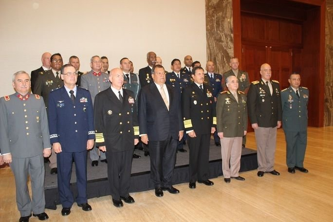 Military Leaders Assemble in Peru, Discuss Mutual Solutions to Global Challenges