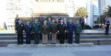 Senior Defense Leaders Discuss the  Changing Role of the Military in Latin America