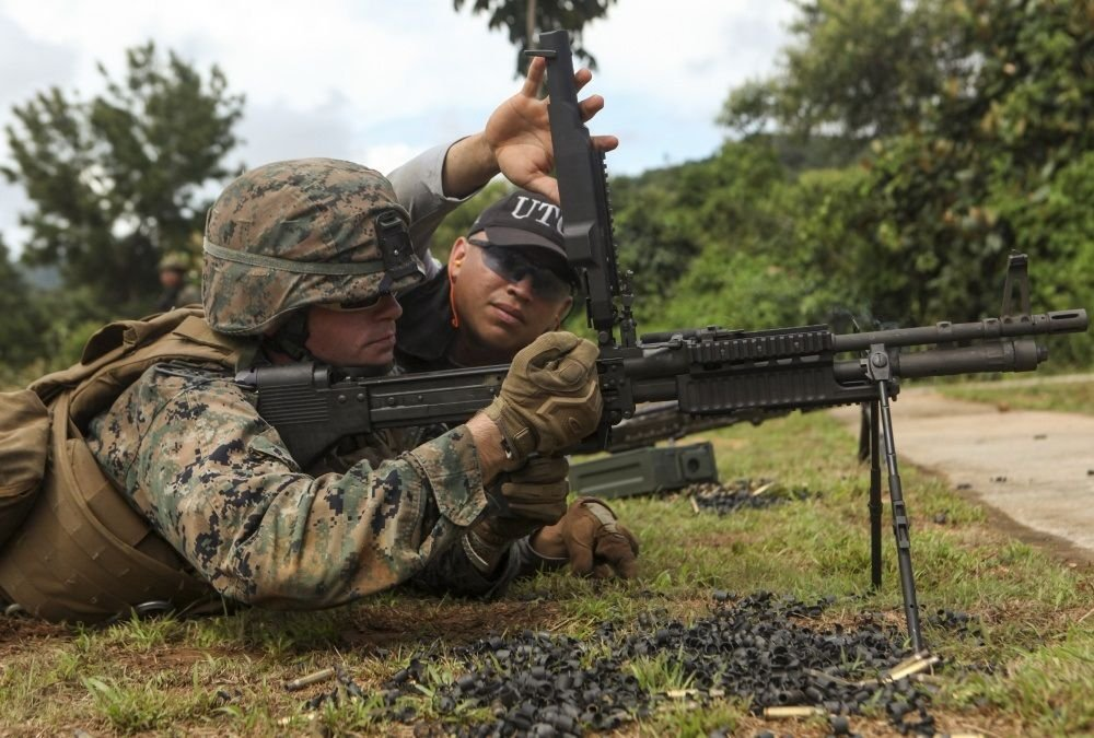 SPMAGTF-SC Marines Conclude Deployment in Central America