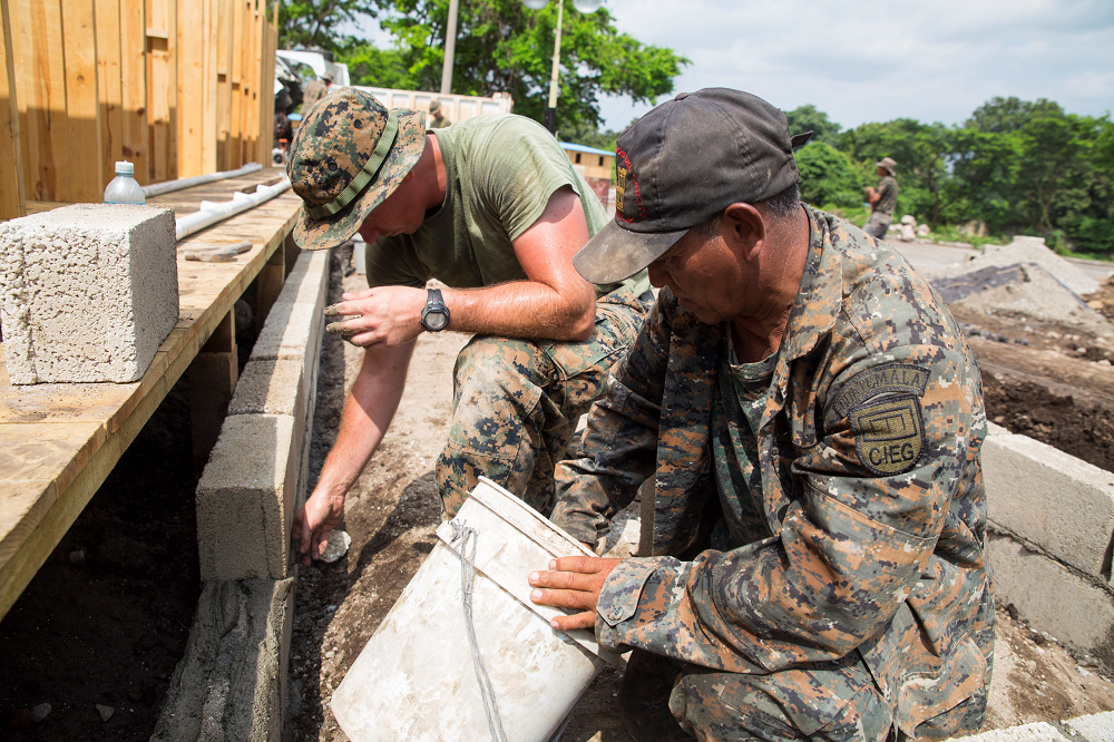 SOUTHCOM Lends Helping Hand through Humanitarian Assistance Programs