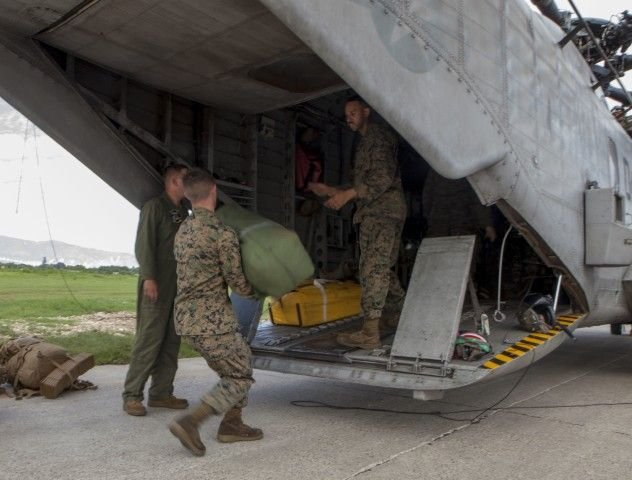 Update on Joint Task Force-Matthew Relief Mission in Haiti