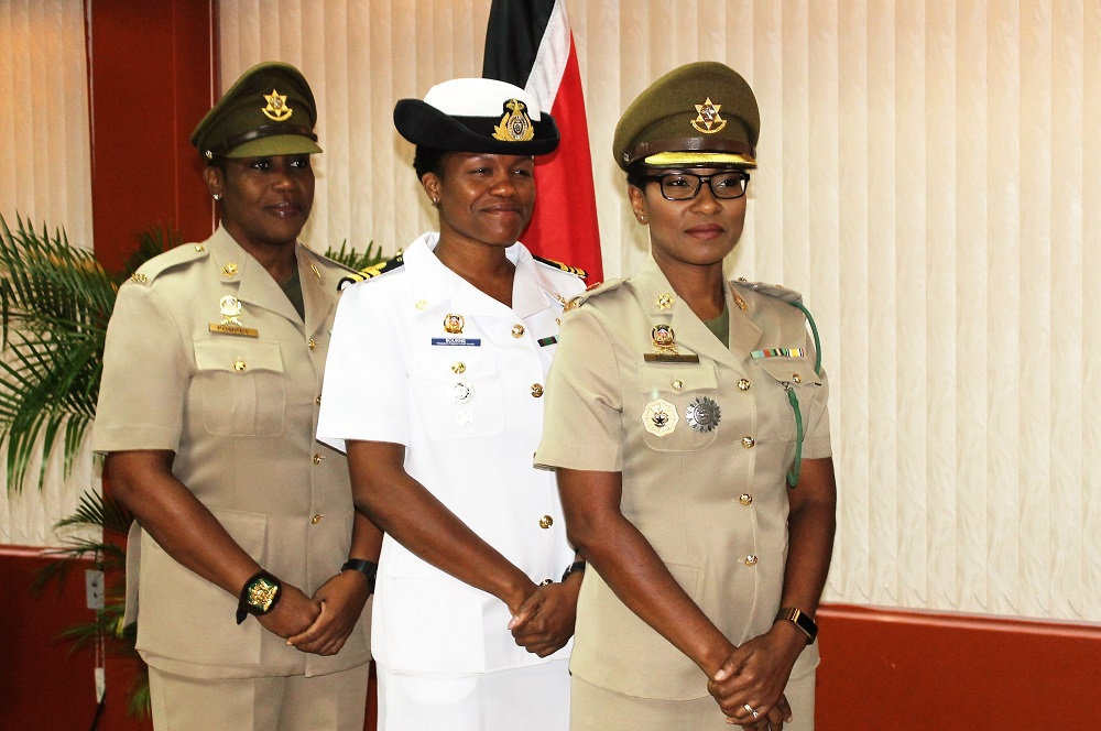 Trinidad and Tobago Fosters Gender Integration in the Military