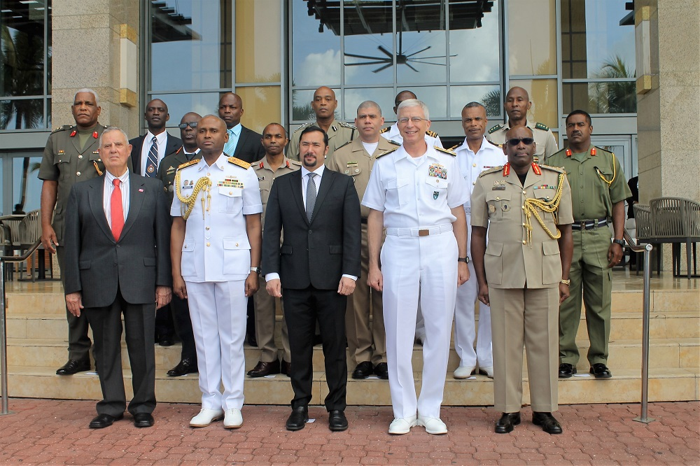CANSEC Brings Partner Nations Together against Common Threats