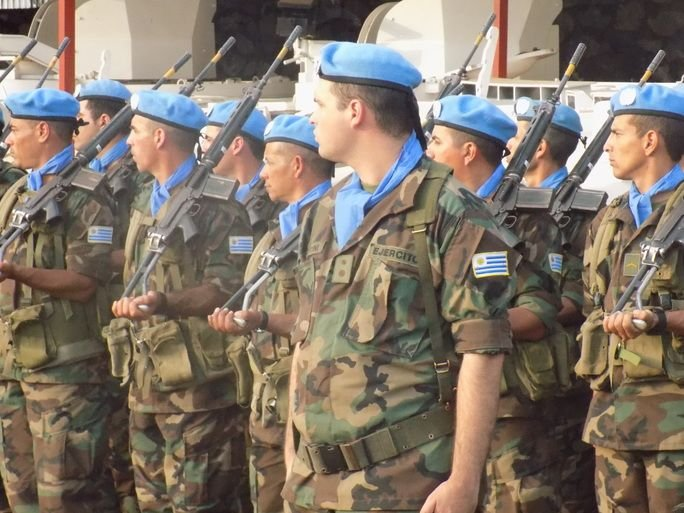Uruguayan Army Prepares for its Final Peacekeeping Mission of 2017