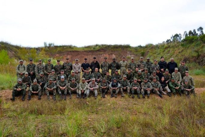 VIP Close Protection Course Ends in Uruguay
