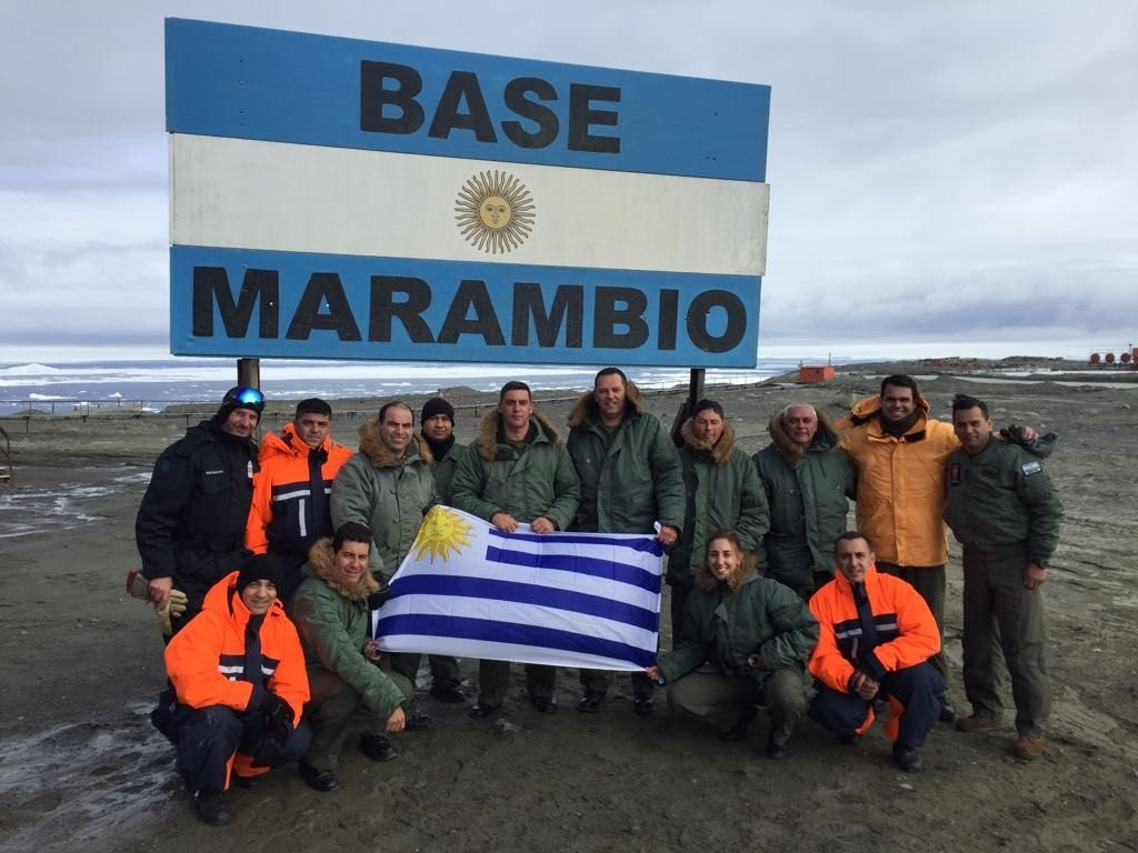 Uruguayan Air Force Participates in 2017-2018 Antarctic Campaign