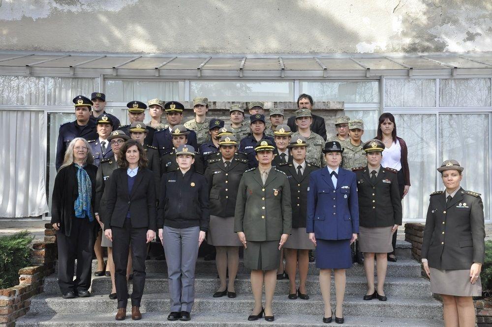 Women, Peace, and Security Course Held in Uruguayan Peacekeeping School