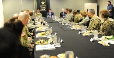 U.S. Army South Hosts State Partnership Program Conference