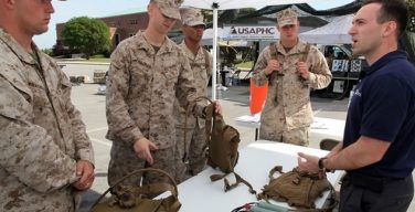 Upgraded Personal Filter Will Deliver Cleaner Water for Marines on the Go