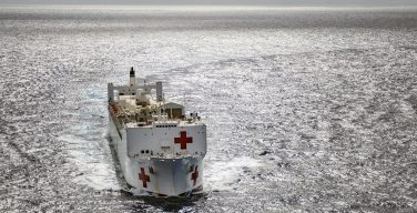 US Navy Hospital Ship to Deploy to Colombia
