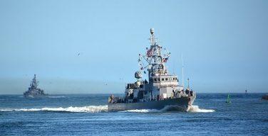 Navy Patrol Craft Zephyr and Shamal Return to Mayport