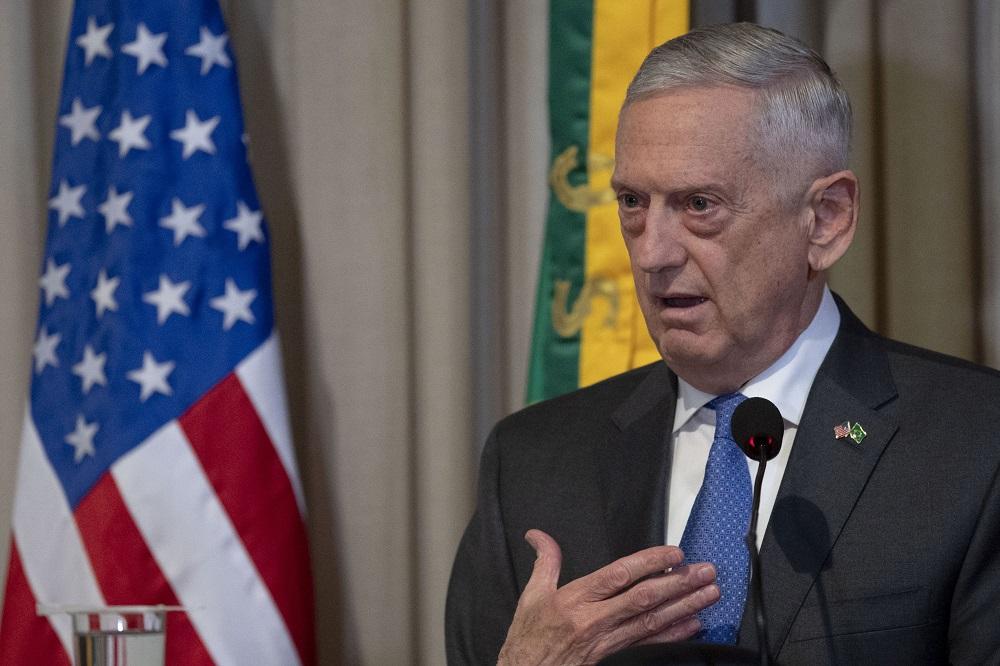 U.S. Secretary of Defense Promotes U.S. Partnership in Brazil