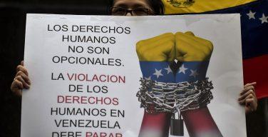 Anistia Internacional acusa Maduro de crimes contra a humanidade