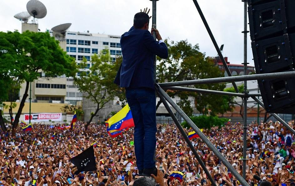 Nicolás Maduro's Leadership Falters among Armed Force