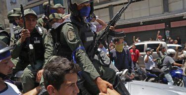 Venezuelan Troops Have Low Morale, Expert Says