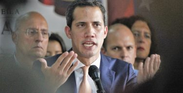 Guaidó: 'The Armed Forces Are Essential for the Stability of the Country'