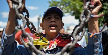 Agrava-se o assédio contra parlamentares venezuelanos