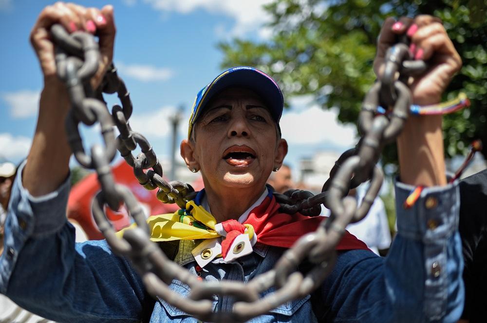 Harassment of Venezuelan Lawmakers Worsens
