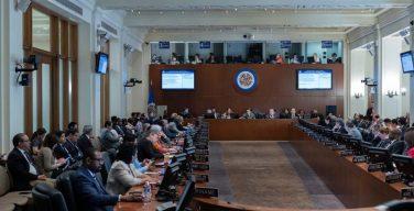 OEA condena prisão de Zambrano