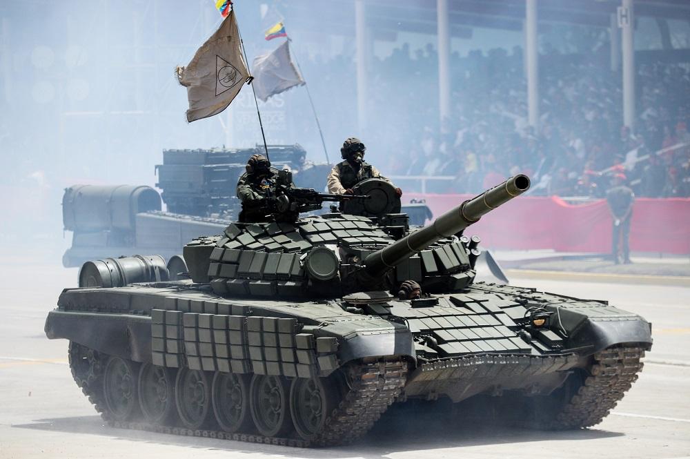 """Venezuela: The Kremlin's """"Aircraft Carrier"""""""