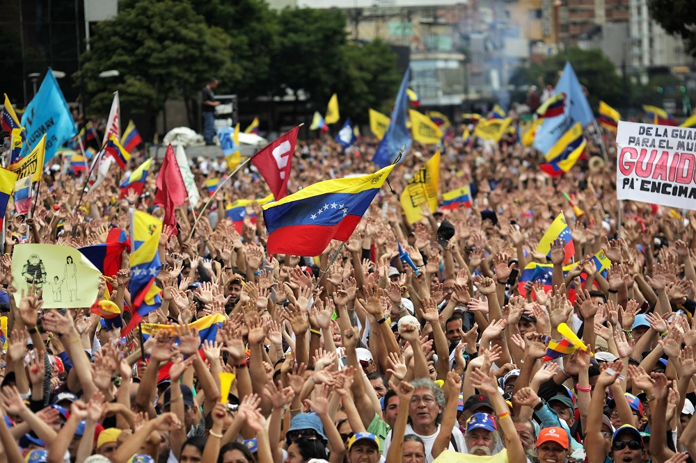 Venezuela Returns to Inter-American Treaty of Reciprocal Assistance