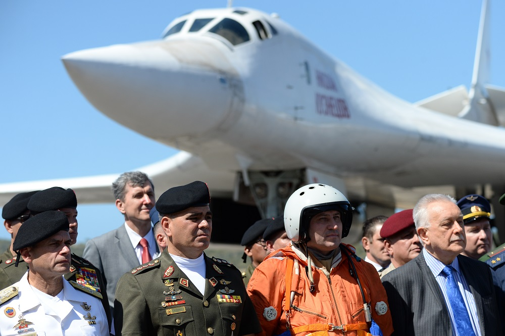 Russian Bombers Deployed into Venezuela Shows Lack of Concern for National Crisis