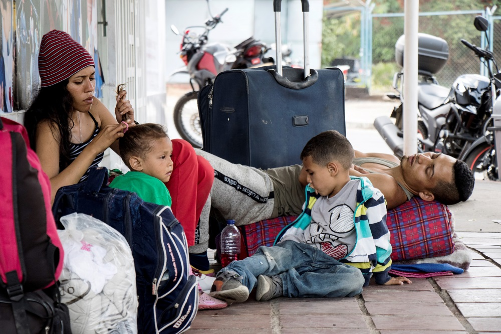 Venezuelan Exodus: Unprecedented in Latin America