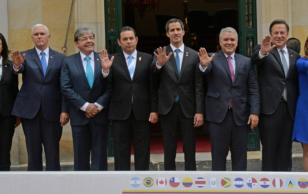 US Looking for New Ways to Get Aid into Venezuela
