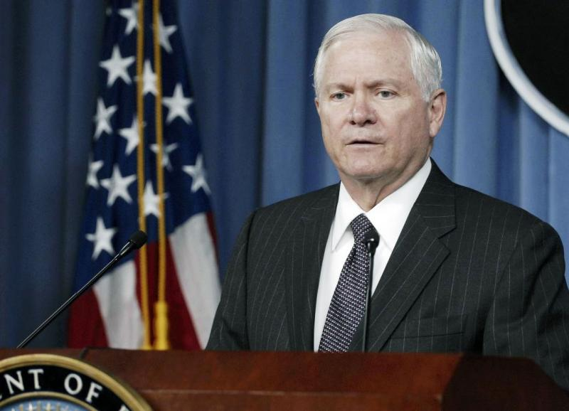 Secretary of Defense Dr. Robert M. Gates
