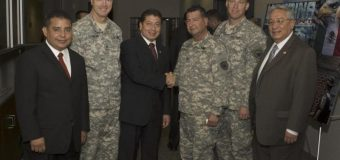 USNORTHCOM Hosts Mexico Senior Legislative Leaders