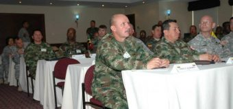 Colombia Hosts 2008 Senior Enlisted Leaders Conference