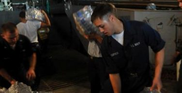 Fourth Fleet diverts ship to provide disaster relief to Haiti