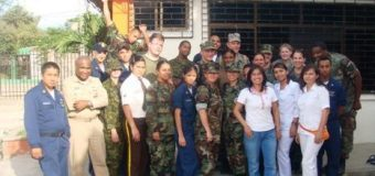 Colombian Nurse Impacts Humanitarian Mission