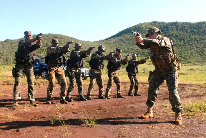 U.S. Marine Special Operations Train Dominican Forces, Enhance ‎Relationships